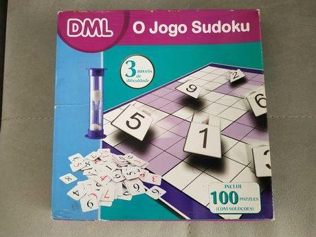 O jogo do Sudoku