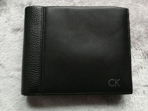 Calvin Klein portfel oryginalny
