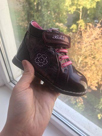 Ботинки для днвочки