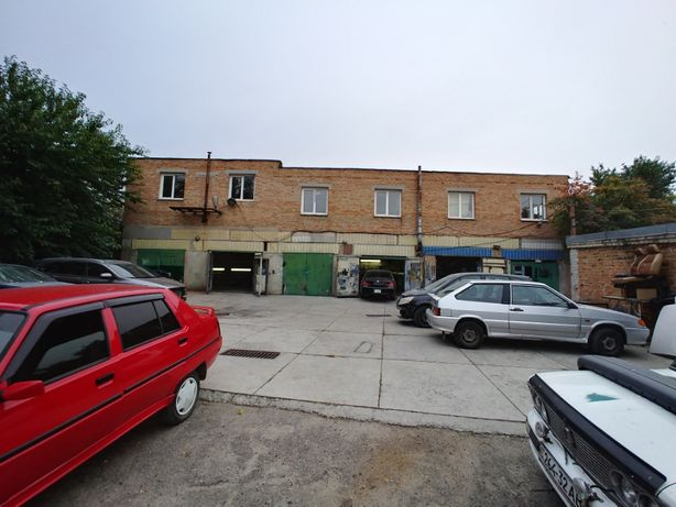 Авторемонтное предприятие 1030 кв.м. в центральной части Днепра
