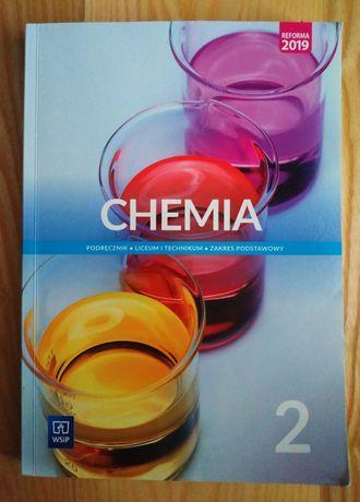 Podręcznik Chemia do klasy 2