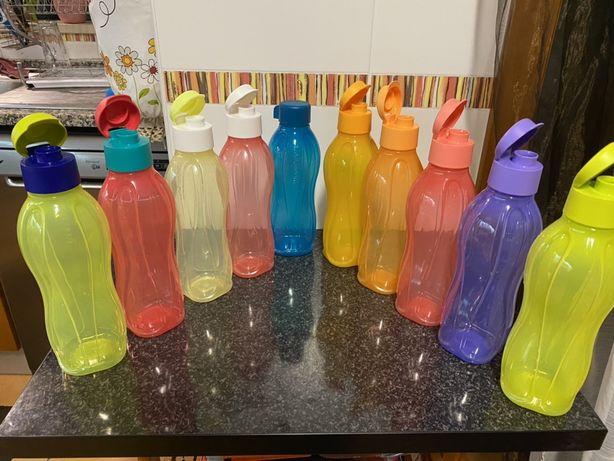 Eco garrafas Tupperware