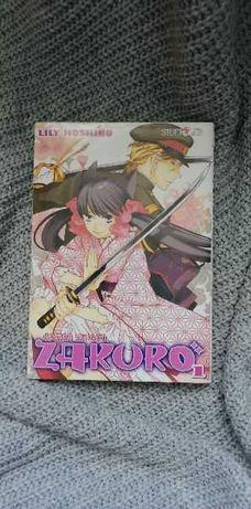 Demon Maiden Zakuro (manga)