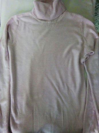 базовый фирменный женский свитер