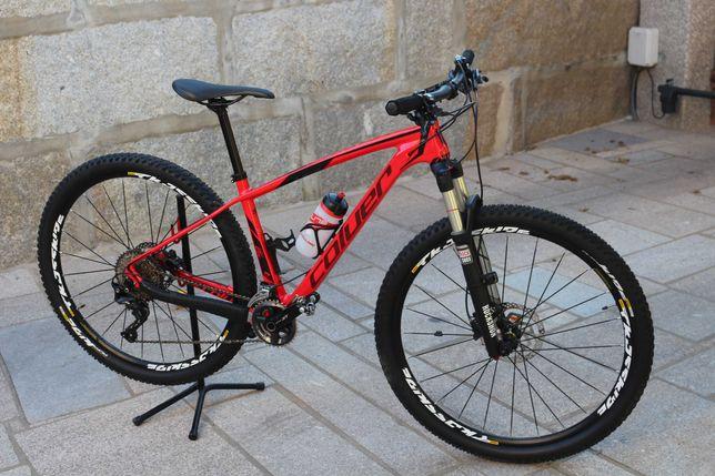 Bicicleta Btt roda 29 carbono Coluer Poison CR