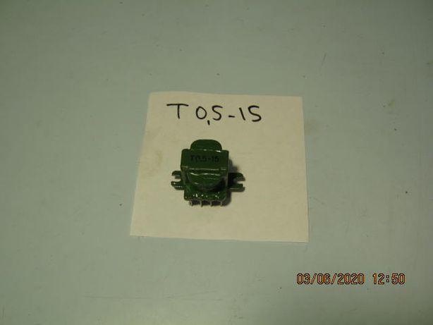 Мікротрансформатор Т 0,5-15