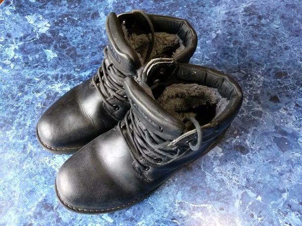 Ботинки зимние на подростка 41 размер