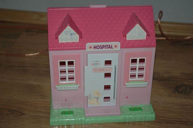Zapf Creation mini szpital dziecięcy hospital