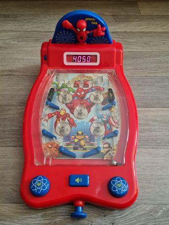 Настольная игра Spiderman Paintball