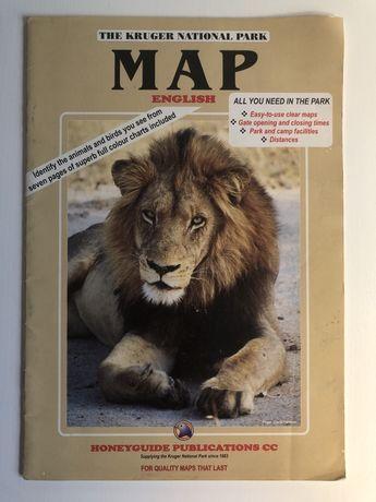 Mapa do Kruger Park