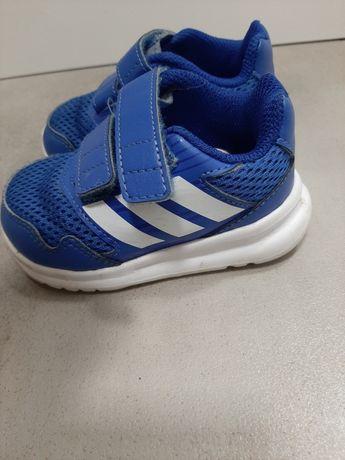 Buciki Adidas rozmiar 20 chlopięce