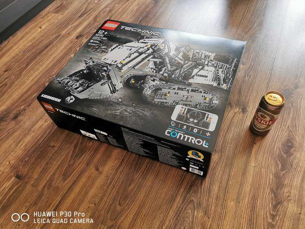 LEGO Technic 42100 Koparka Liebherr R 9800 nowa nieotwierana