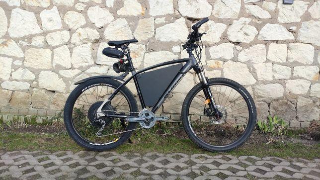 Romet mustang  rower elektryczny ebike 50km/h