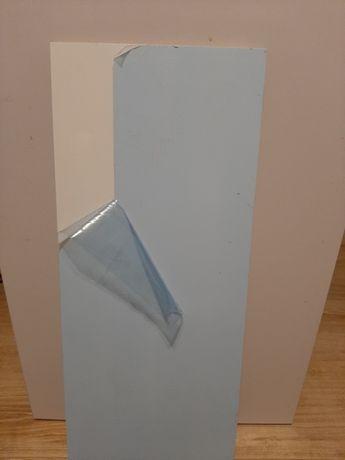 Płyta wiórowa biał 280x207 fronty meblowe, kuchenne, biała,inn