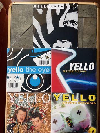 Винил Yello: Zebra, Baby и другие
