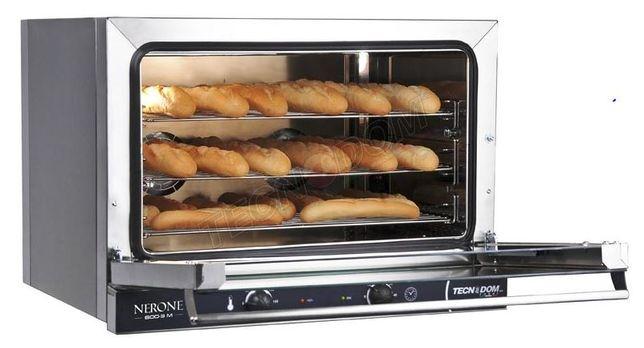 Forno convetor cozer pão e bolos pastelaria padaria