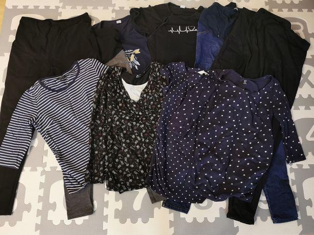 Odzież ciążowa spodnie/bluzki/koszule nocne