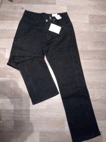 Новые черные джинсы американки