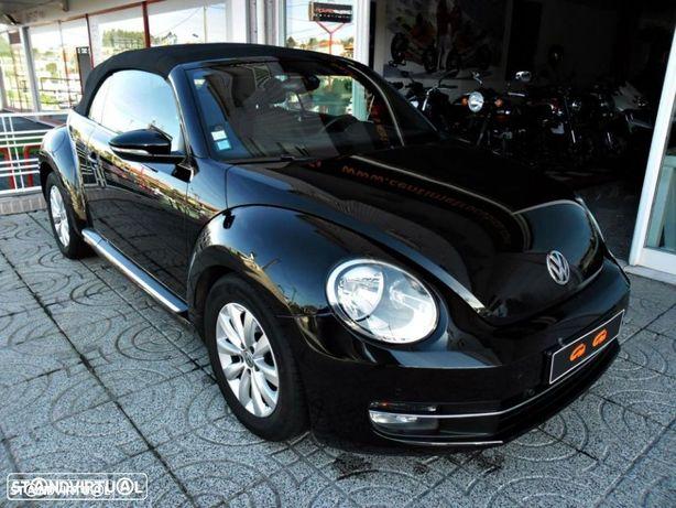 VW New Beetle Cabriolet 1.6 TDi Design