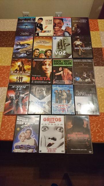 Lote de 51 DVDs