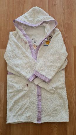 Махровый халат на ребенка