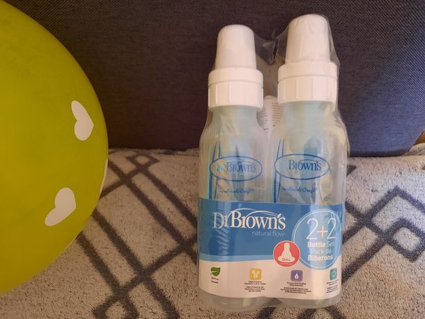 бутылочка для кормления dr brown