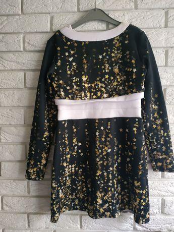 Необычное платье для девочки-подростка