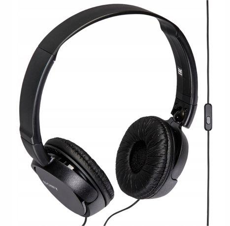 Słuchawki SONY MDR-ZX110AP CZARNE Okazja-TANIO !