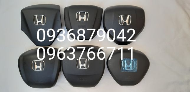 Подушка безопасности airbag HONDA Accord,Cr-v,pilot,Civic,jazz, Hr-v