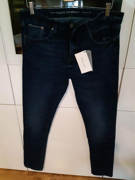 Męskie spodnie PIER ONE 32/34