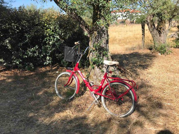 Bicicleta desdobrável Vintage -  Geace (Espanha)