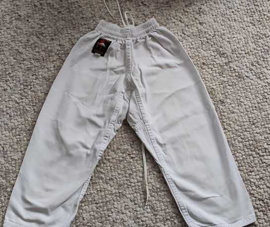 Spodnie karate 110