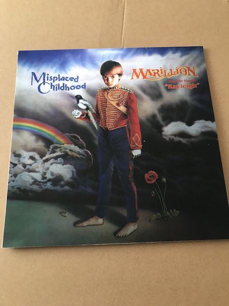 Disco de vinil LP Marillion Misplaced Childhood