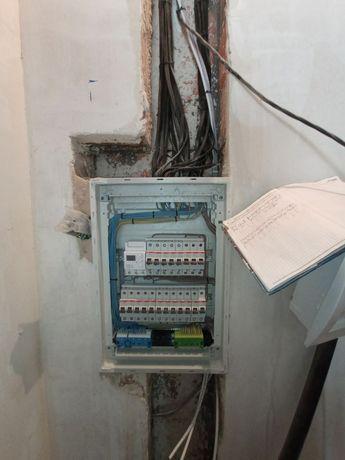 єлектрик (бригада) ремонт-стройка (Києв)