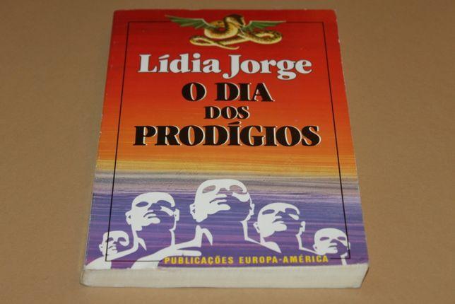 O Dia dos Prodígios de Lídia Jorge