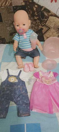 Дёшево-Продам куклу Baby born