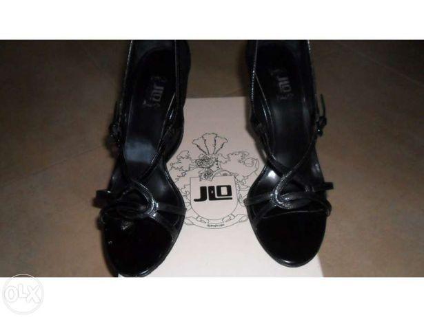 Sandálias nº38 Jennifer Lopez - oportunidade!!!