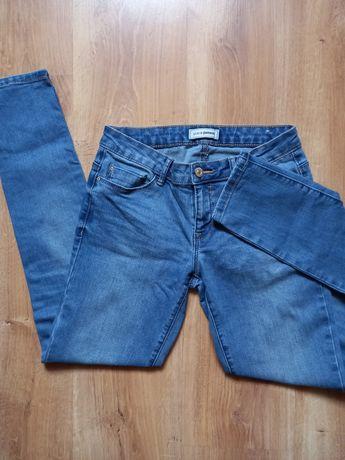 Spodnie jeans rurki  Pimkie