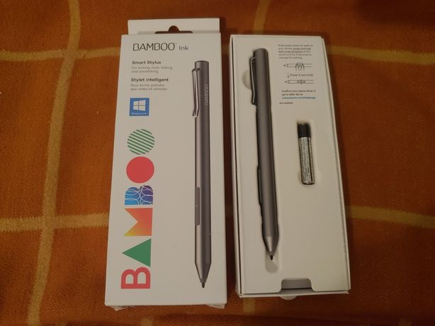 Стилус Bamboo Ink by Wacom 2nd конкурент Microsoft Surface Pen 1776