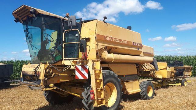 New Holland TX32 KLIMA kombajn zbożowy TX30 34