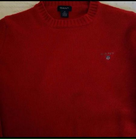 camisola de malha Gant original