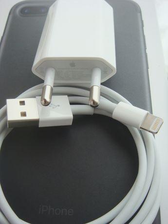 Зарядка для iPhone оригинальный кабель Apple Lightning из 7