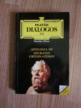 Livro Platão Diálogos III