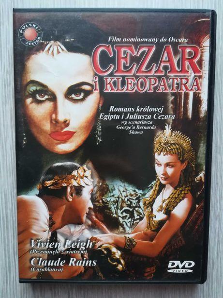 Cezar i Kleopatra film na DVD