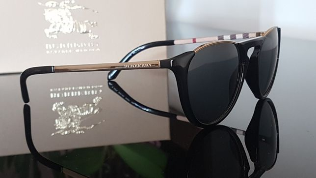 Okulary przeciwsłoneczne Burberry