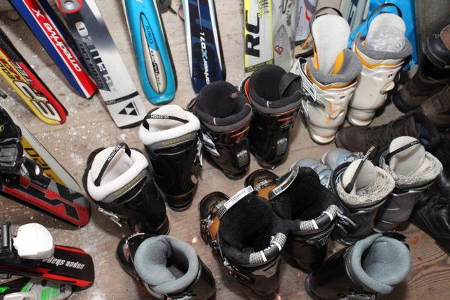 Buty narciarskie,różne rozmiary i marki.rozm.36-41.Jak nowe!