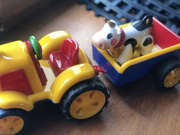 Трактор TOLO