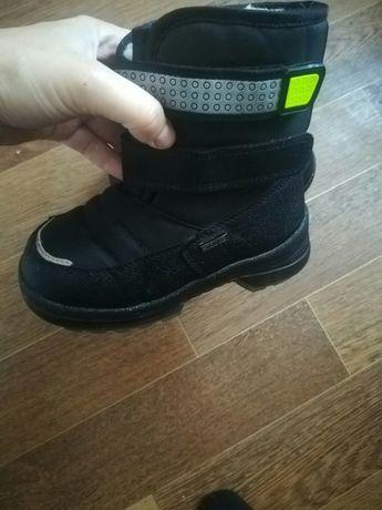 Ботинки    термо!