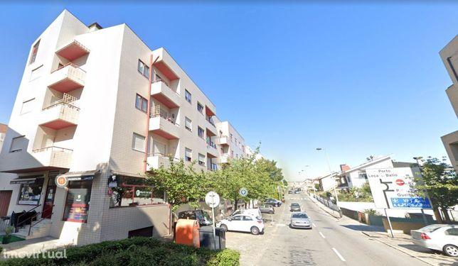 Apartamento T1 na alameda Futebol Clube de Infesta