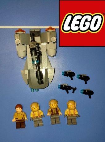 #Лего Звёздные Войны/Star Wars Боевой набор Сопротивления (75131)